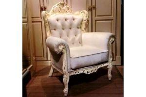 Кресло Барокко Лакшери - Мебельная фабрика «BURJUA»