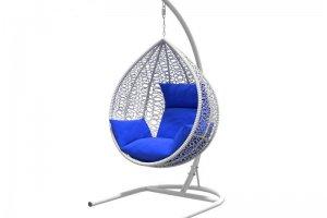 Кресло Бароло Белый Кокон - Мебельная фабрика «КемпингГрупп»