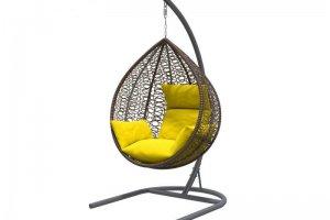 Кресло Бароло Черный Кокон - Мебельная фабрика «КемпингГрупп»