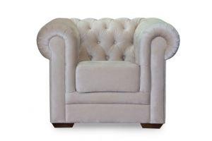Кресло бежевое Честер - Мебельная фабрика «Рось»