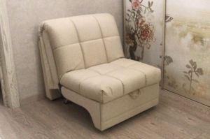 Кресло бежевое Ллойд ДКР75 - Мебельная фабрика «Джениуспарк»