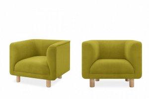 Кресло Бора - Мебельная фабрика «HoReCa»