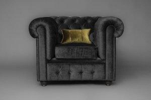 Кресло Chesterfield - Мебельная фабрика «Berger»