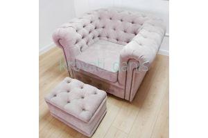 Кресло Честерфилд - Мебельная фабрика «Danis»