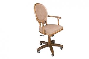 Кресло Далорес на колесиках - Мебельная фабрика «Лорес»
