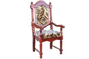 Кресло деревянное - Мебельная фабрика «Лик»