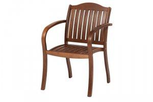 Кресло деревянное для отдыха Верано - Мебельная фабрика «Леда»