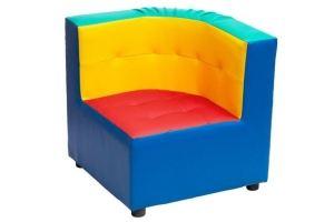 Кресло детское угловое - Мебельная фабрика «Ритм-М»