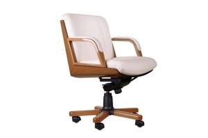 Кресло для кабинета руководителя Рома Люкс Д - Мебельная фабрика «FUTURA»