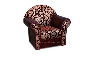 Кресло для отдыха Катюша 3Д - Мебельная фабрика «Катюша»