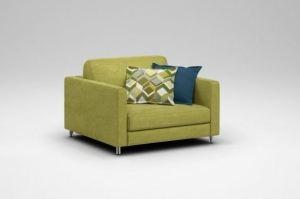 Кресло для отдыха MOON 166 - Мебельная фабрика «MOON»