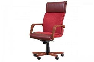 Кресло для руководителя Лондон П - Мебельная фабрика «FUTURA»