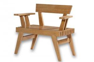 Кресло дубовое - Мебельная фабрика «Леда»