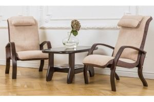 Кресло Фест и стол Флорида - Мебельная фабрика «БИМ»
