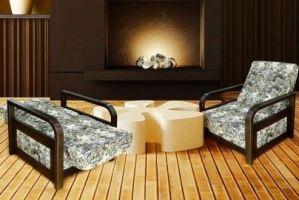 Кресло Финка 2 - Мебельная фабрика «Донской стиль»
