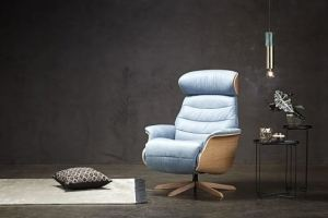 Кресло FLEXLUX Easy Chester с реклайнером - Импортёр мебели «THECA»