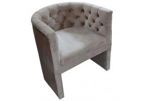 Кресло глухое белое - Мебельная фабрика «Парад мебели»