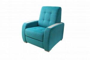 Кресло голубое Лотос - Мебельная фабрика «Anderssen»
