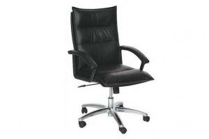 Кресло Inter Chrome Lb De-091 - Мебельная фабрика «Фристайл»