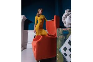 Кресло Isolamento - Мебельная фабрика «Black & White»