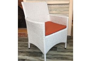 Кресло из искусственного ротанга 01 102 - Мебельная фабрика «АртРотанг»