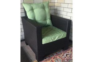 Кресло из искусственного ротанга 01 105 - Мебельная фабрика «АртРотанг»