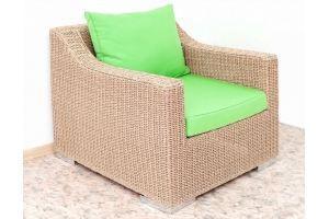 Кресло из искусственного ротанга 01 107 - Мебельная фабрика «АртРотанг»