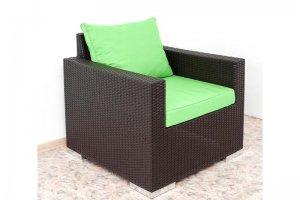 Кресло из искусственного ротанга 01 108 - Мебельная фабрика «АртРотанг»