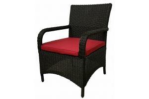 Кресло из искусственного ротанга 01 109 - Мебельная фабрика «АртРотанг»