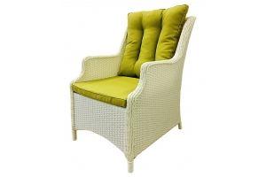 Кресло из искусственного ротанга 01 110 - Мебельная фабрика «АртРотанг»