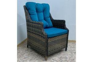 Кресло из искусственного ротанга 01 118 - Мебельная фабрика «АртРотанг»