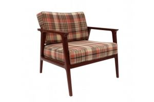 Кресло из массива Soviet - Мебельная фабрика «Металл Плекс»