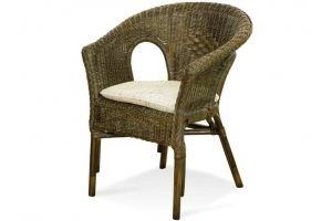 Кресло из ротанга 02\08 - Импортёр мебели «Радуга»