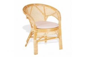 Кресло из ротанга 02/15 A - Импортёр мебели «Радуга»