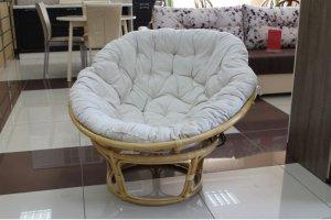 Кресло из ротанга Папасан - Импортёр мебели «ТМК»