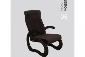 Кресло-качалка 06 - Мебельная фабрика «СКА-мебель»