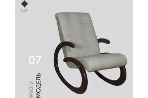 Кресло-качалка 07 - Мебельная фабрика «СКА-мебель»