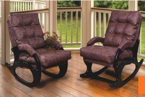 Кресло-качалка - Мебельная фабрика «SOFT ART»