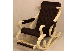 Кресло-качалка 3.4 с подножкой - Мебельная фабрика «Step»