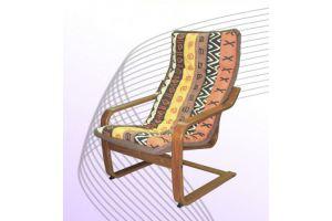Кресло-качалка для отдыха - Мебельная фабрика «Аметист-М»