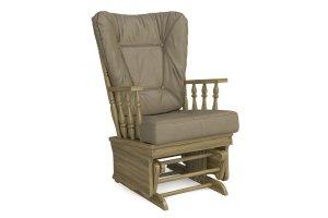 Кресло-качалка ДЖИЛЬО - Мебельная фабрика «Твой диван»