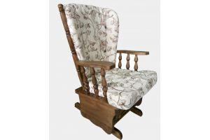 Кресло-качалка из дерева  - Мебельная фабрика «Мастер», г. Ульяновск