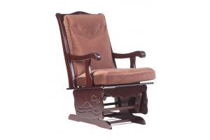 Кресло-качалка из массива бука - Мебельная фабрика «Майя»