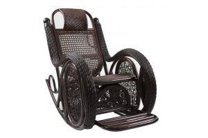 Кресло-качалка из натурального ротанга Alexa - Мебельная фабрика «Мебель Импэкс»