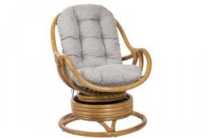 Кресло-качалка из натурального ротанга KARA - Мебельная фабрика «Мебель Импэкс»