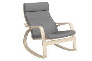 Кресло-качалка ЛИПАРИ - Мебельная фабрика «Твой диван»