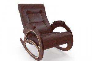 Кресло-качалка М4 - Мебельная фабрика «Мебель Импэкс»
