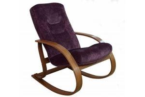 Кресло-качалка массив - Мебельная фабрика «ПримФ»