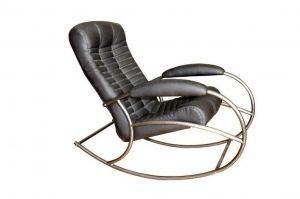 Кресло-качалка металл - Мебельная фабрика «Каравелла»