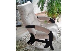 Кресло-качалка Милана - Мебельная фабрика «Мебельерри»